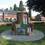 Beatrixpark, Sociaal kunstproject. Norbertuswijk, Horst aan de Maas, 2012-2013